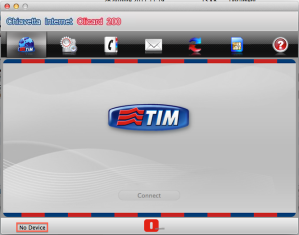 Chiavetta Internet Olicard 200 - Con Driver non funzionante